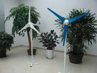 200w AC 12V/24V /50HZ/ min wind turbine/horizontal wind turbine generator