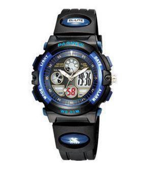 Sport Men's wrist clock children Sports clock Pasnew wtach