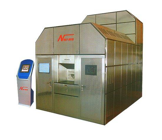 crematory equipment