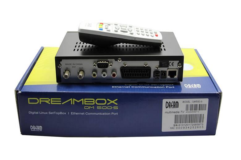 dreambox 500 s dm500 DVB satellite receiver DVB-S receiver