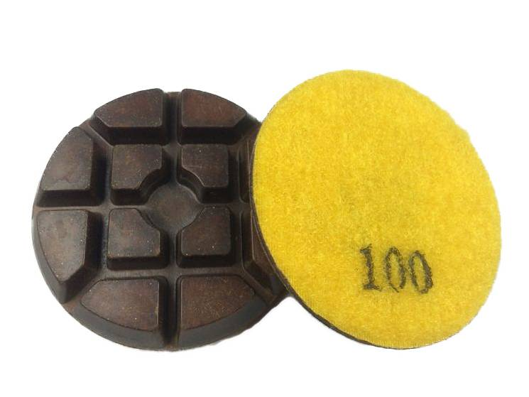 resin polishing pads