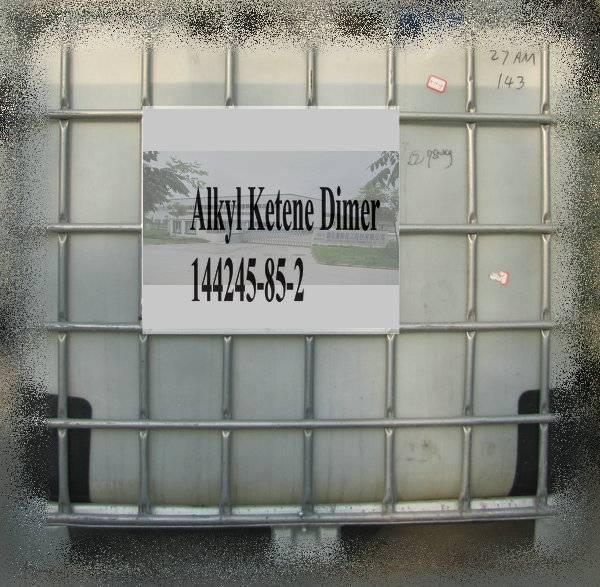 Alkyl ketene dimer emulsion