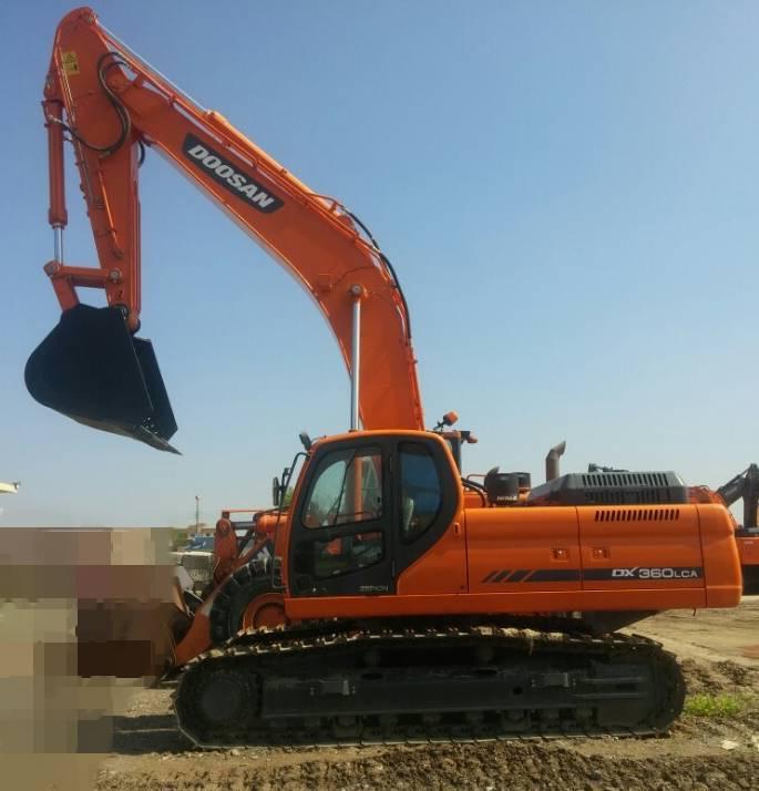 Doosan DX360LCA Excavator