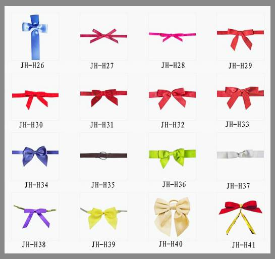 Ribbon Gift Flower (JH-H26-41)
