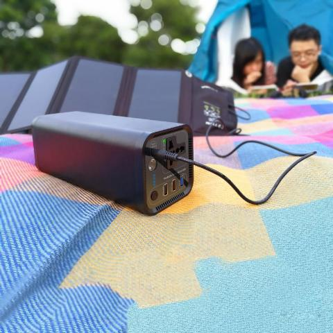 NEW SOLAR CHARGER PHONES/LAPTOPS