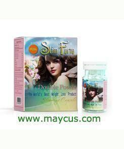 Slim Forte Double Power slimming pills
