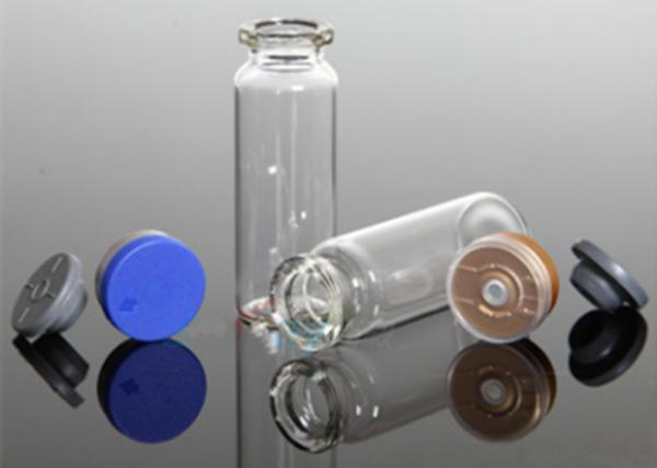 20mm Butyl Rubber Stopper Pharmaceutical Manufacturing Equipment for Medical Glass Vial
