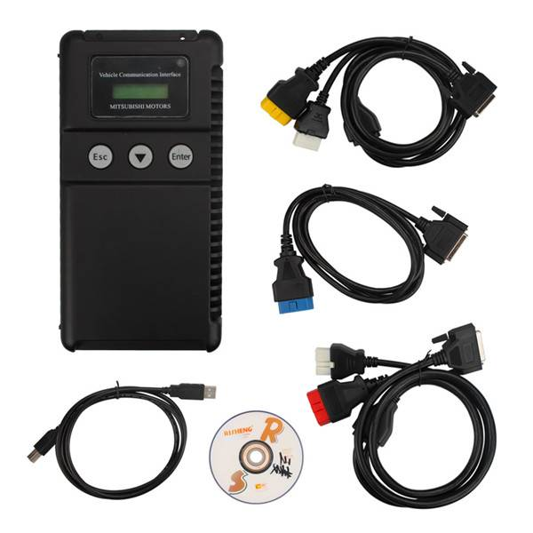 Mut 3 Mut III Scanner V2015.06 for Mitsubishi Cars with Coding Function