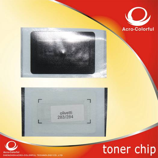 Compatible chip for Olivetti series
