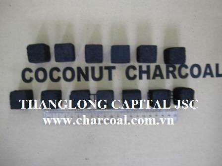 EXCELLENT COCONUT SHELL CHARCOAL BRIQUETTES FOR HOOKAH SHISHA