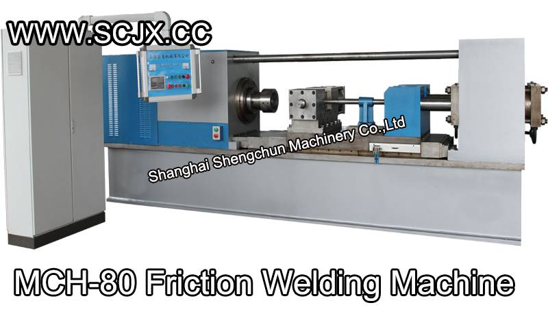 800KN Friction Welding Mahcine