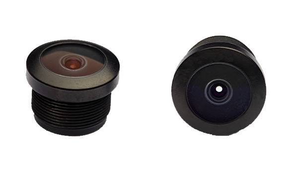XS-8075-D-12 360-degree car rearview lens, 1/5, focal length 1.8mm, FVO 170 degree