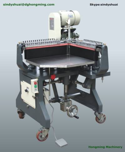 HM-420 Box Flaps Folding-in Machine