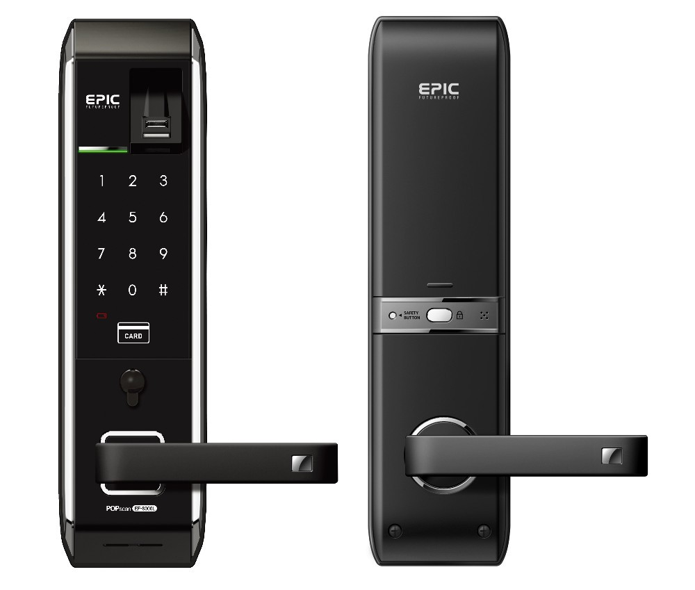 Sell Fingerprint Epic EF8000L Digital Door Lock