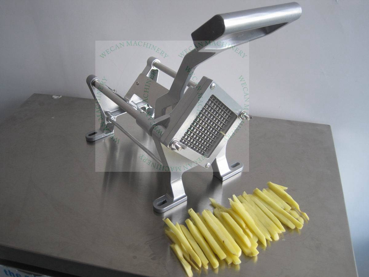 commercial potato chips making machine/potato french fry cutter/potato cube cutter machine