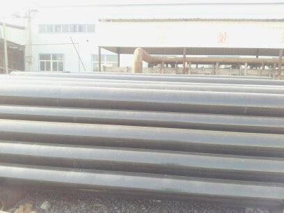 EN10216 Black Seamless Pipe/EN10216 Black Seamless Pipes/EN10216 Black Seamless Pipe Mill