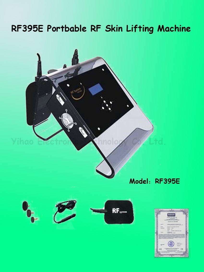 RF395E Portbable RF Skin Lifting Machine