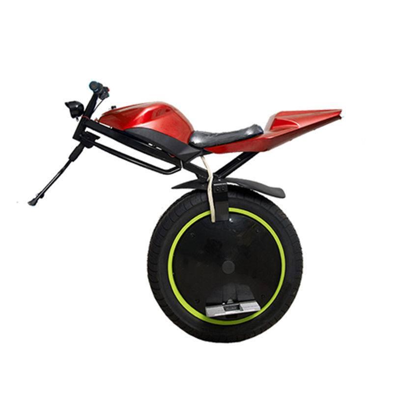 Q4 GYRO-ELECTRIC Transporter - Self balancing motorcycle - ROLOPUD
