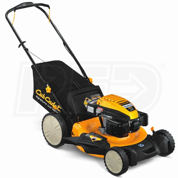 "SELL Cub Cadet SC100HW (21"") 159cc High Wheel Push Lawn Mower"