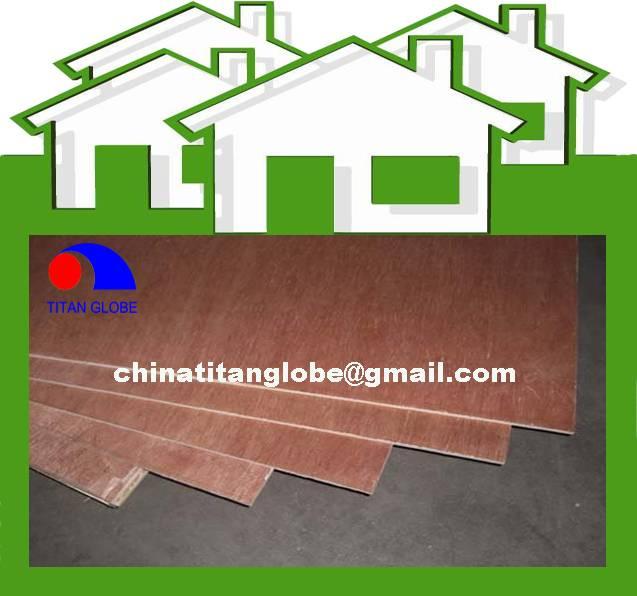 Bingtangor Plywood. Furniture Plywood. Red Hardwood Plywood. Hardwood Core - Titan Globe