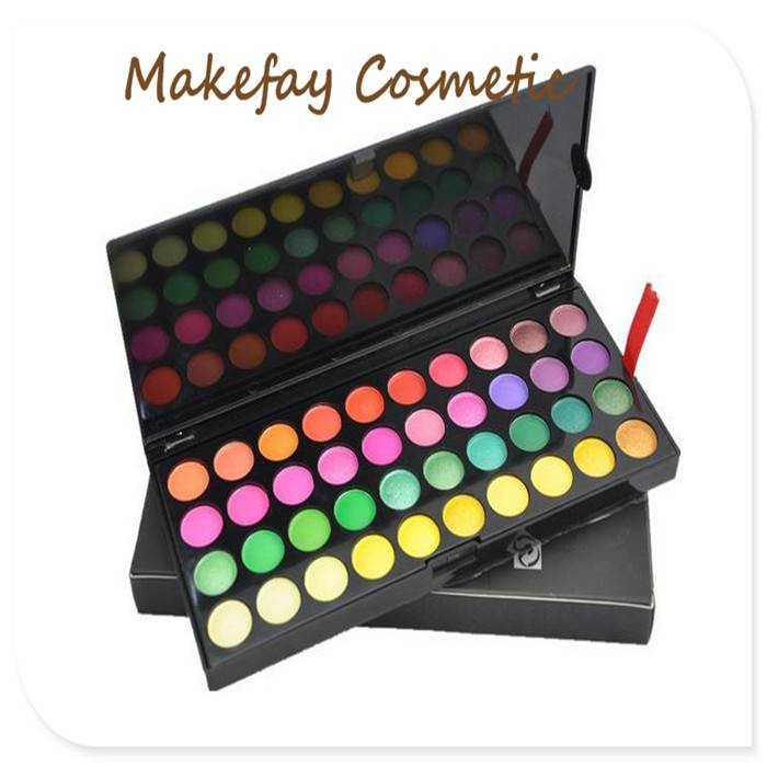 Top brand elegant golden rose cosmetics,palette eyeshadow,cheap makeup kit