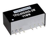 3W Isolated Wide Input Single And Dual Output DC/DC Converters