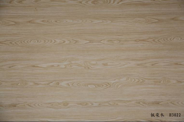 wood grain decorative floor paper