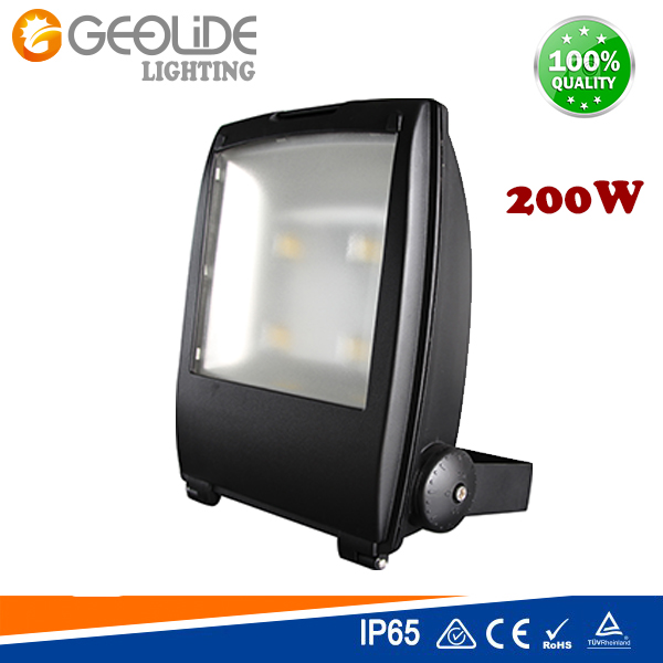 IP65 Quality 100W-200W Outdoor LED Flood light for Park with Ce (FloodLight110-200W)