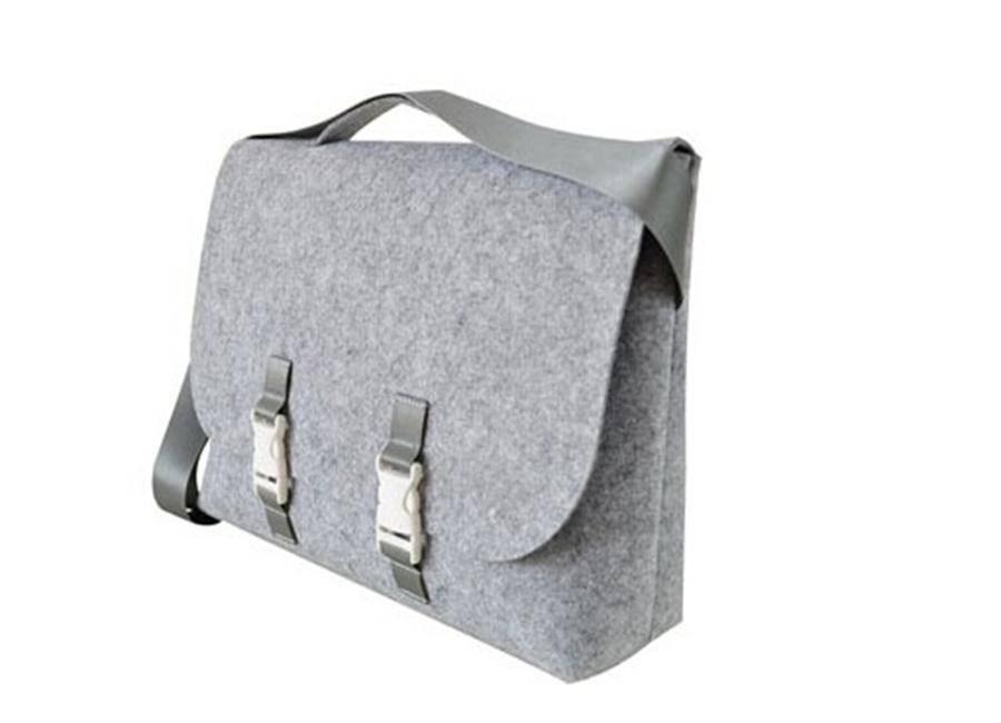 fashion hot selling eco-friendly felt laptop bag