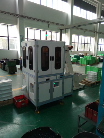 Rotary Disk Optical Sorting Machine for Bolts