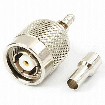 TNC11-316 TNC Connector with Crimp Plug, Ideal for RG/316 cable