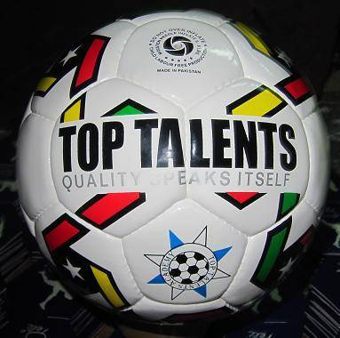 We offer Match Quality Soccerball