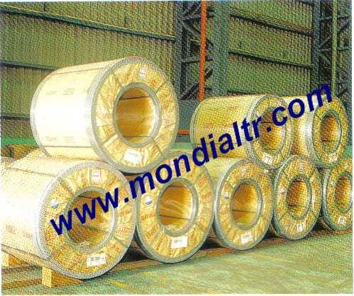 Galvanized Steel Coils & Stainless Steel offer.
