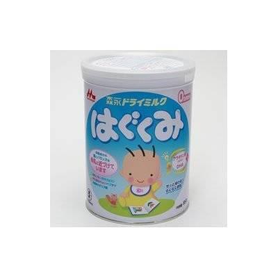 MORINAGA powder millk baby HAGUKUMI CHIRUMIRU JAPAN