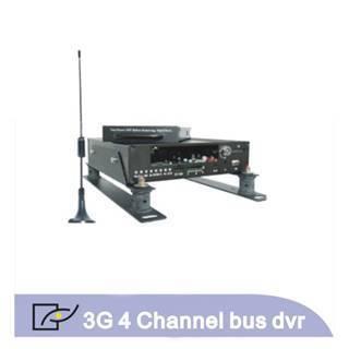 3G 4 Channel Bus DVR(BD-306)