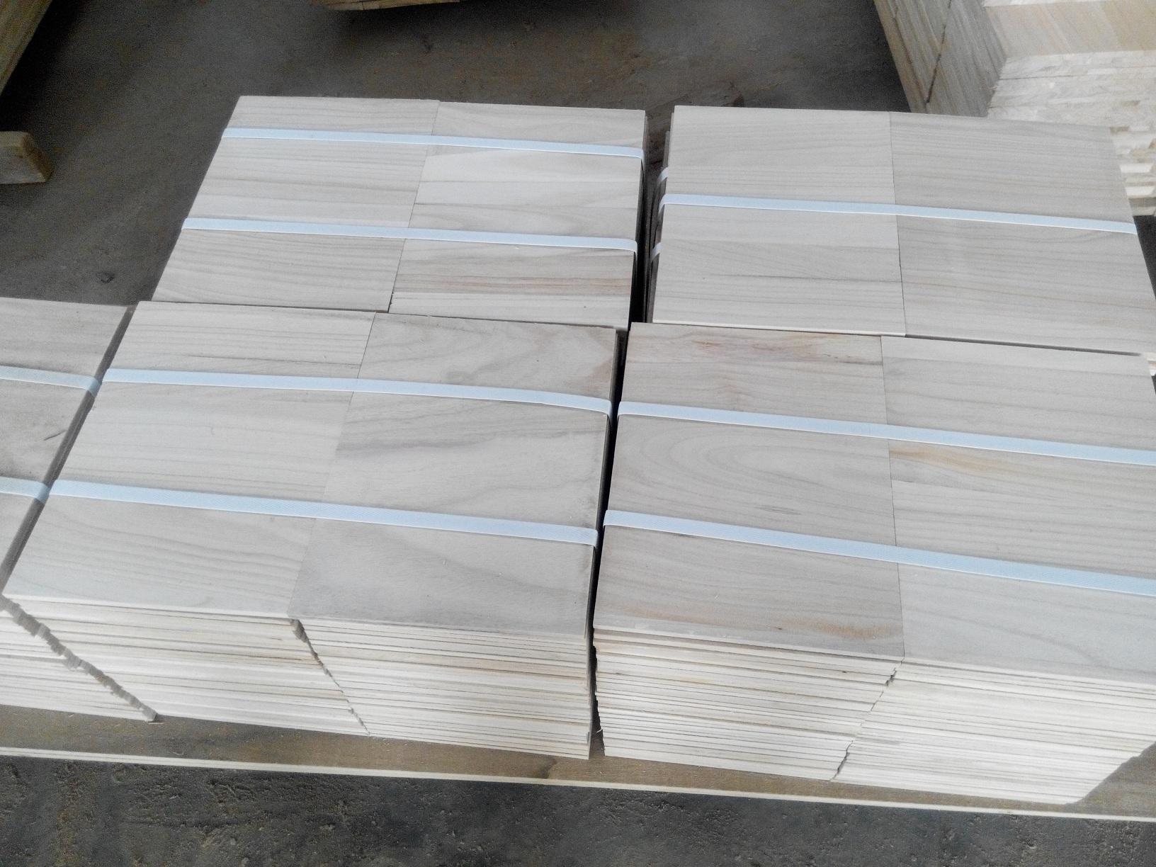 pine wood break board for taekwondo