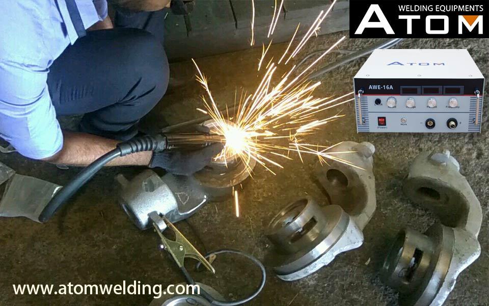 Auto part welding machine, cold welding machine, electro-spark deposition welding machine