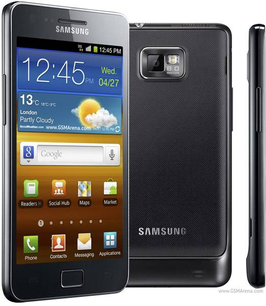 Original unlocked Android mobile phones Samsung I9100 Galaxy S II