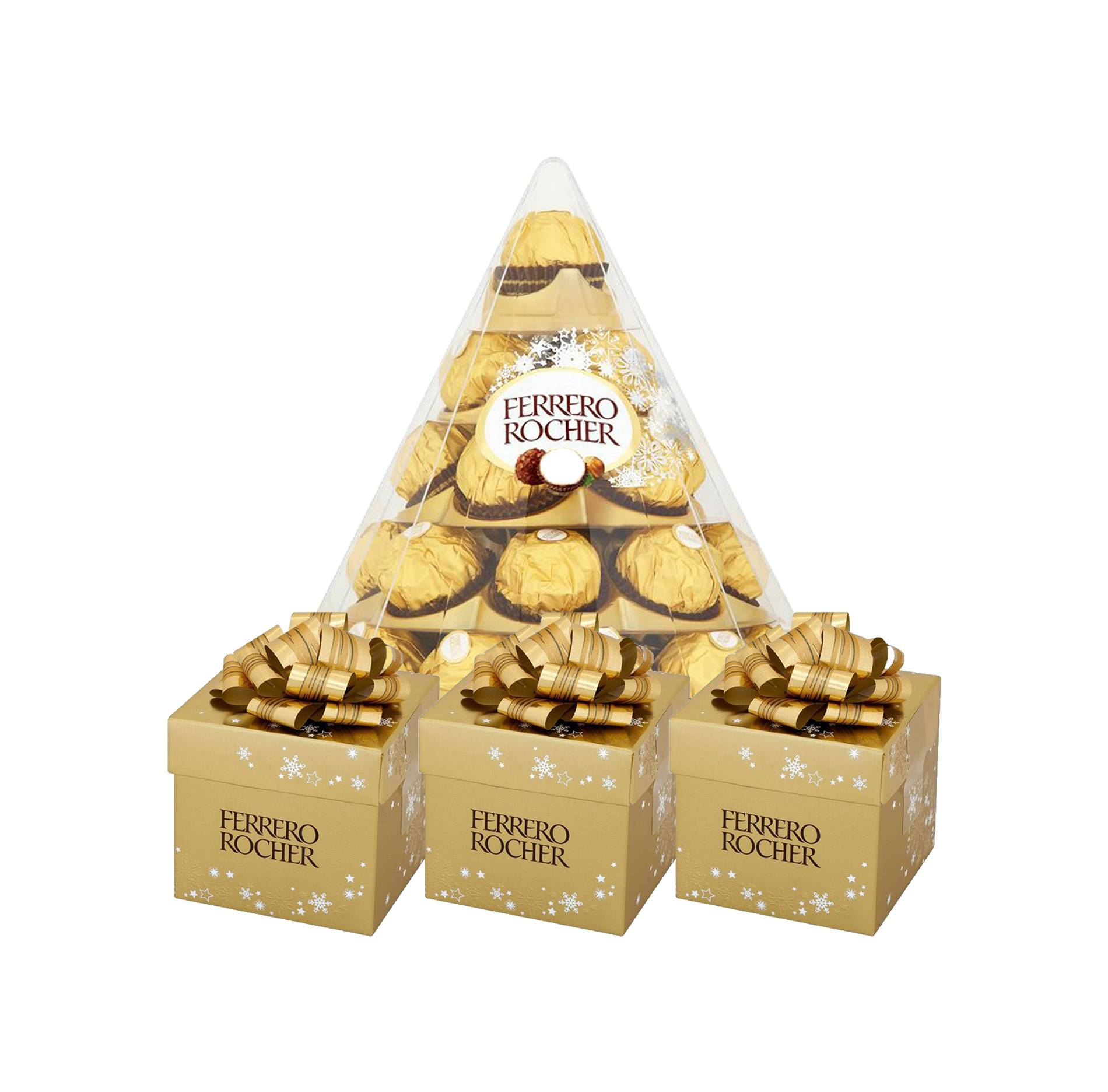 Chocolate Packages for Christmas