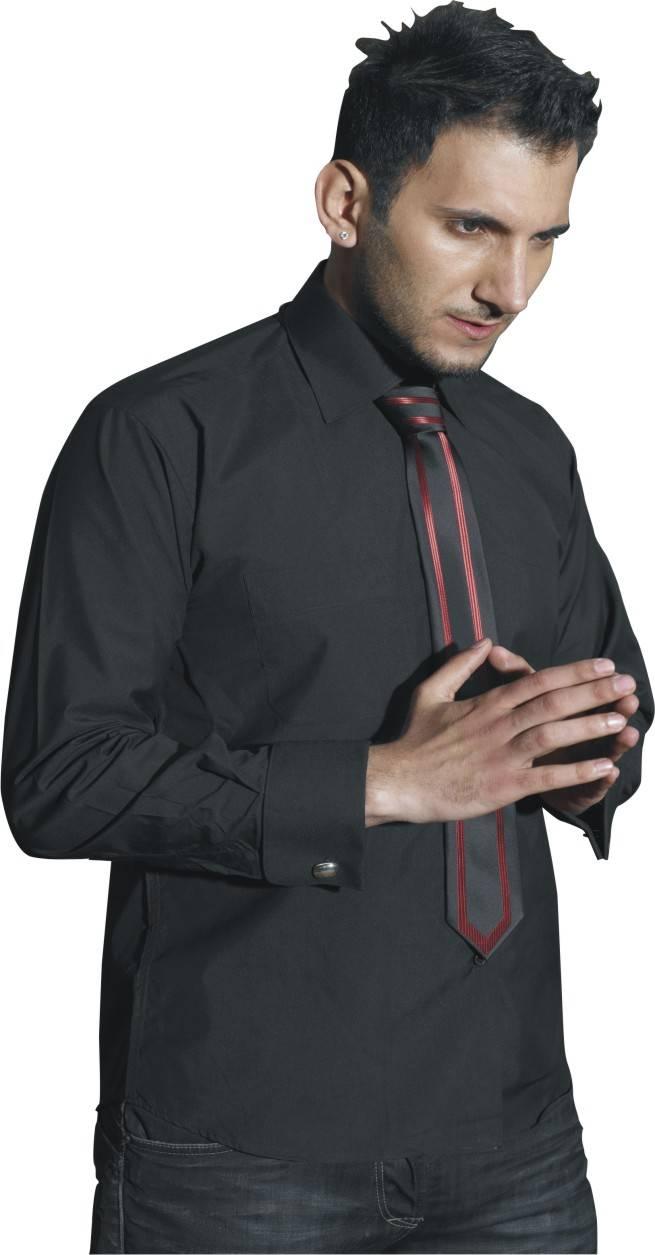 Men's Solid Color Shirts