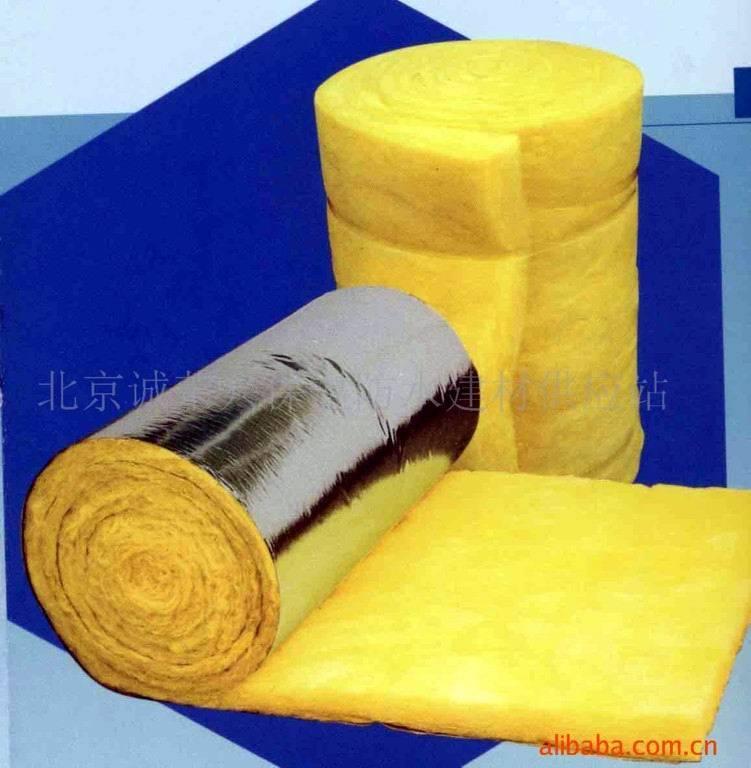 glass wool roll