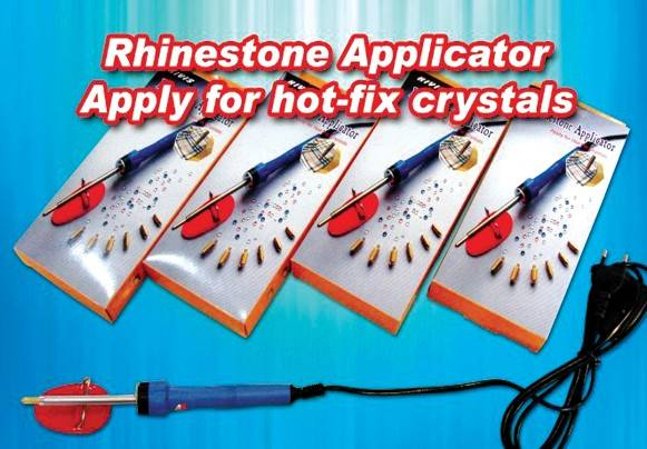 rhinestone applicator