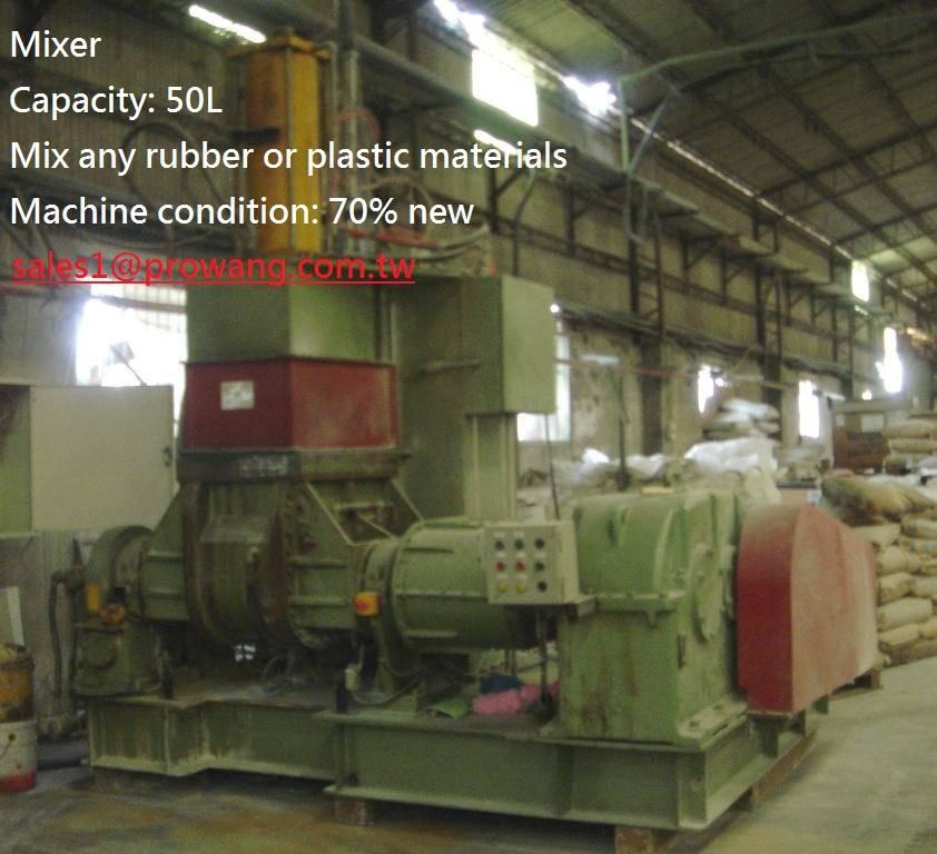 Kneader Mixer 55L