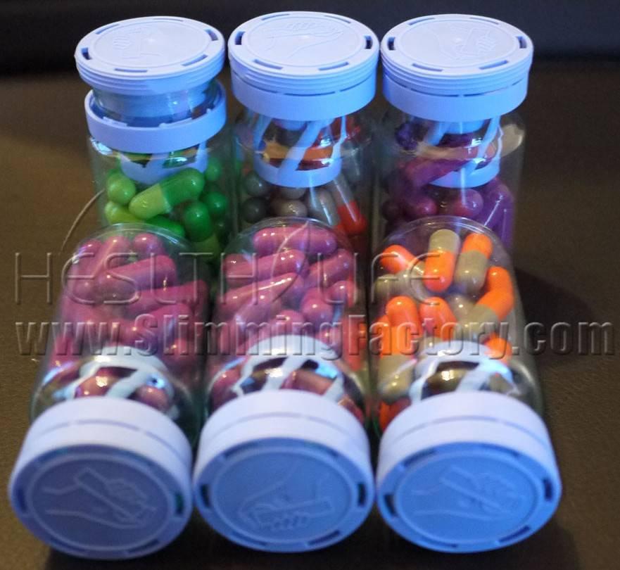 2013 New Innovation Herbal Slimming Capsule