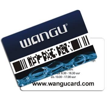 Barcode Card (417 Code)
