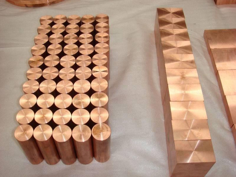 C17200 CuBe2 Beryllium Copper