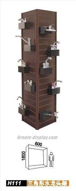 Faucet Display Rack
