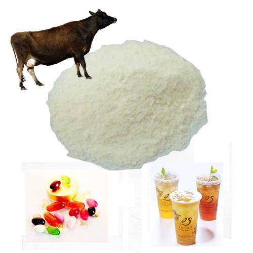 100% hydrolyzed bovine collagen food grade