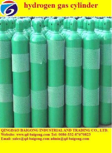 high pressure hydrogen cylinder
