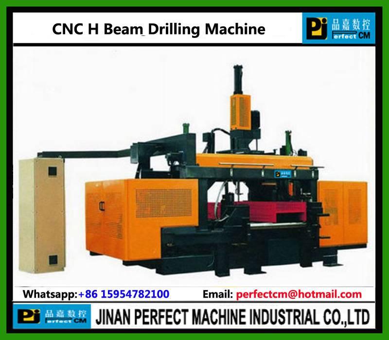 1250x600mm Beams CNC Beams Drilling Machine Line